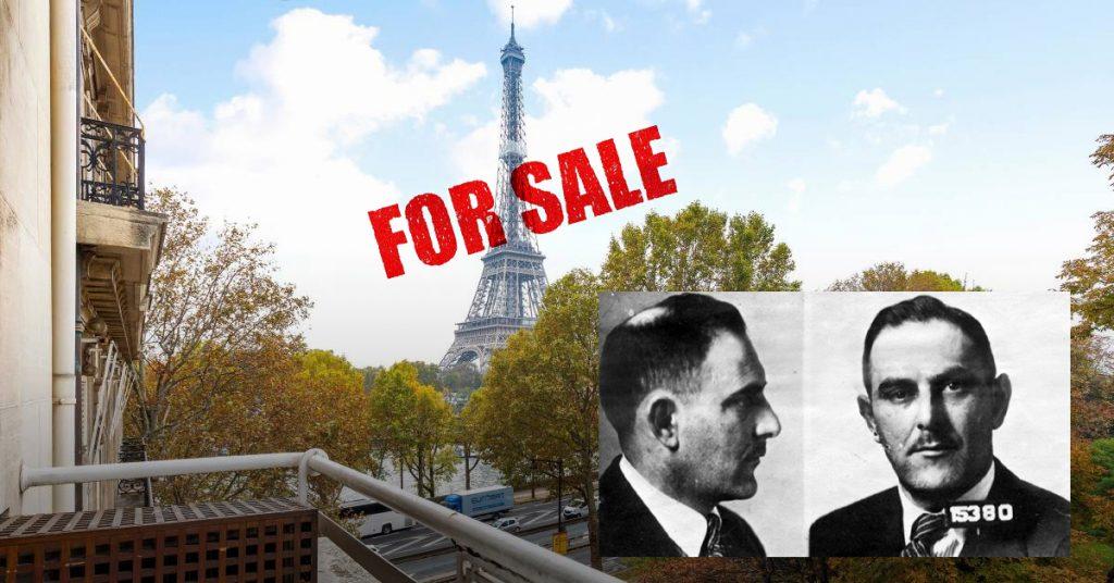 Eiffel Tower Fraud